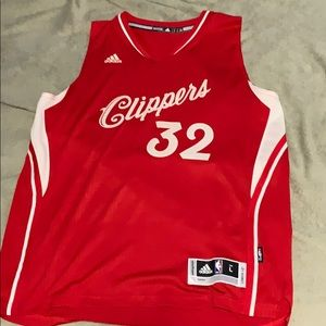 Blake griffin Clippers Christmas Day jersey